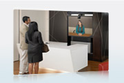 Cisco Video Receptionist