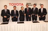 BMW Toyota Collaboration