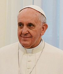 Pope Francis small