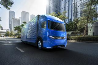 Daimler Fuso Vision One concept